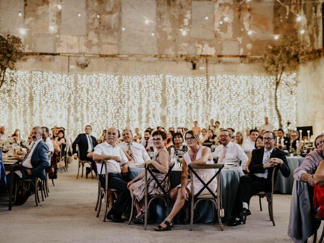 La boda de Bruno y Charlotte en Otero De Herreros, Segovia 115
