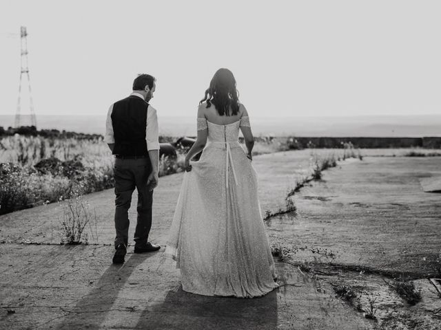 La boda de Bruno y Charlotte en Otero De Herreros, Segovia 116