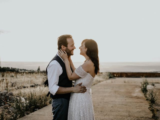 La boda de Bruno y Charlotte en Otero De Herreros, Segovia 118