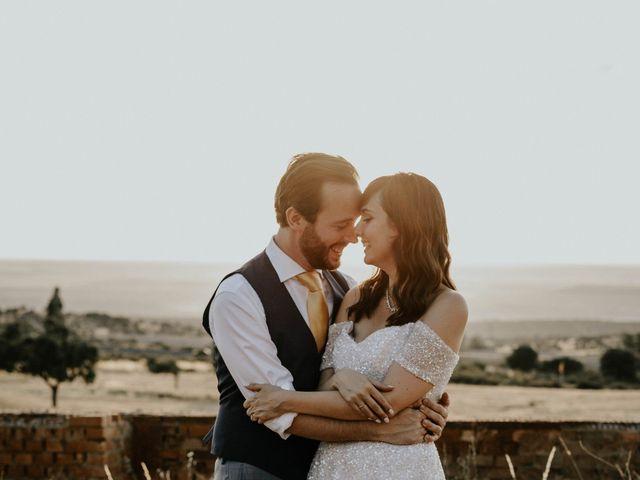 La boda de Bruno y Charlotte en Otero De Herreros, Segovia 119
