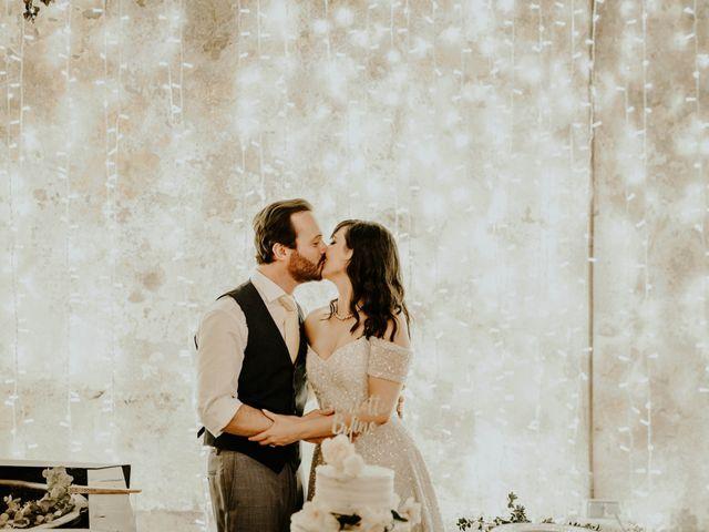 La boda de Bruno y Charlotte en Otero De Herreros, Segovia 127