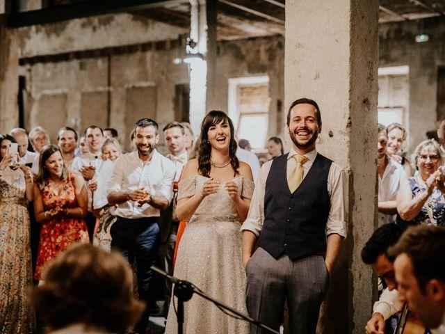 La boda de Bruno y Charlotte en Otero De Herreros, Segovia 130