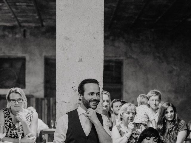 La boda de Bruno y Charlotte en Otero De Herreros, Segovia 131