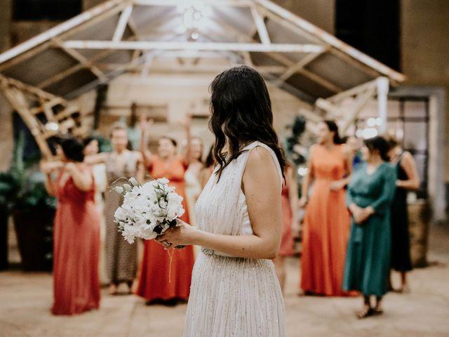 La boda de Bruno y Charlotte en Otero De Herreros, Segovia 132
