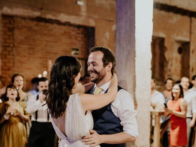 La boda de Bruno y Charlotte en Otero De Herreros, Segovia 136