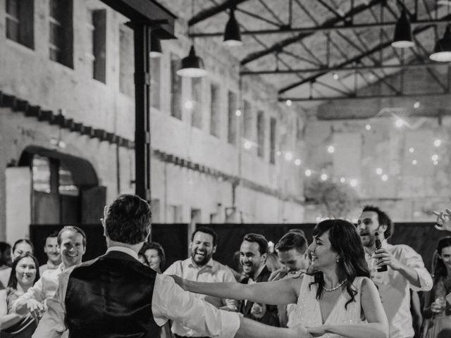 La boda de Bruno y Charlotte en Otero De Herreros, Segovia 137