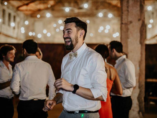 La boda de Bruno y Charlotte en Otero De Herreros, Segovia 142