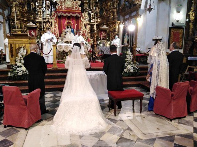 La boda de María y Jesús