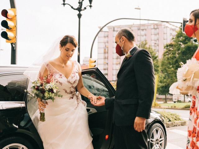 La boda de Roberto y Cris en Gijón, Asturias 34
