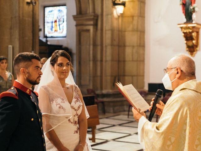 La boda de Roberto y Cris en Gijón, Asturias 60