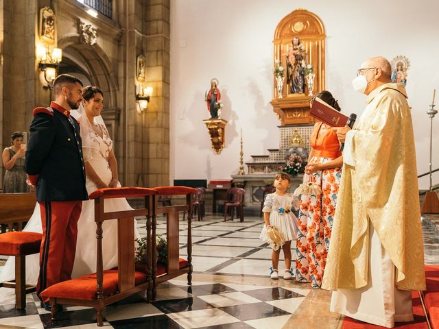 La boda de Roberto y Cris en Gijón, Asturias 65