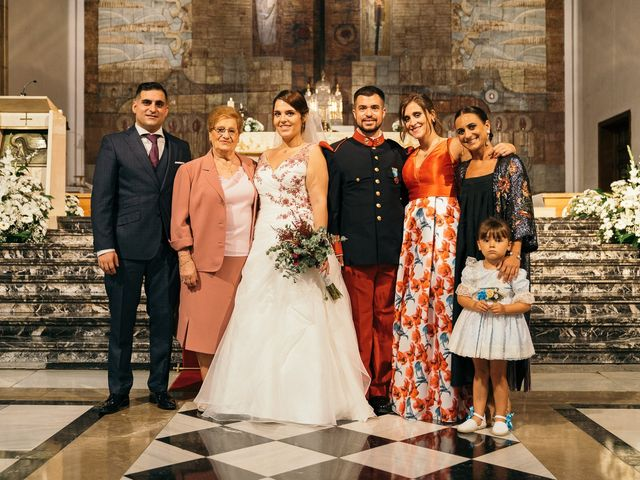 La boda de Roberto y Cris en Gijón, Asturias 123