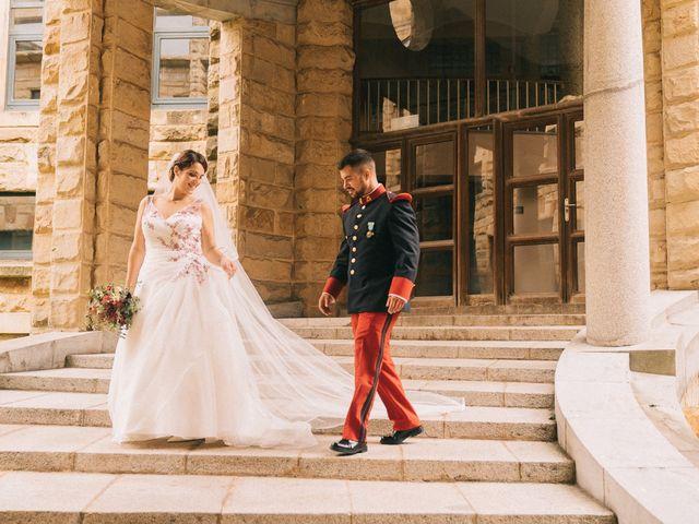 La boda de Roberto y Cris en Gijón, Asturias 141