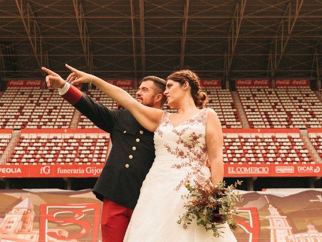 La boda de Roberto y Cris en Gijón, Asturias 275