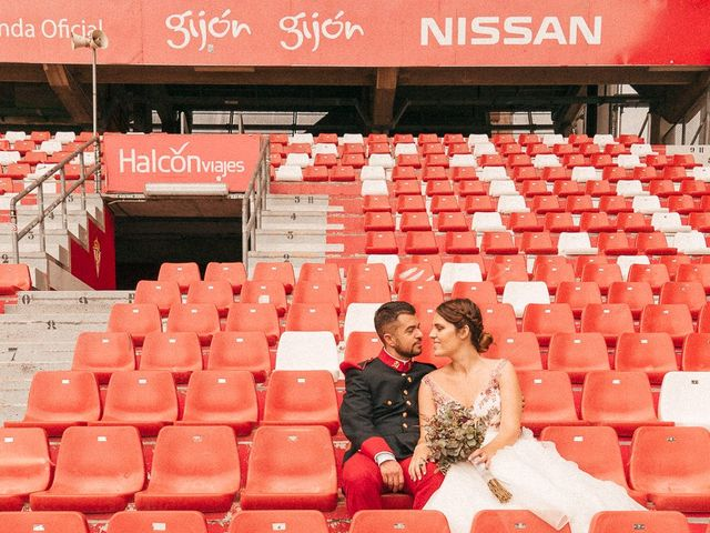 La boda de Roberto y Cris en Gijón, Asturias 294