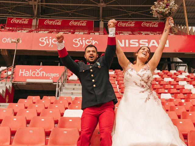 La boda de Roberto y Cris en Gijón, Asturias 297