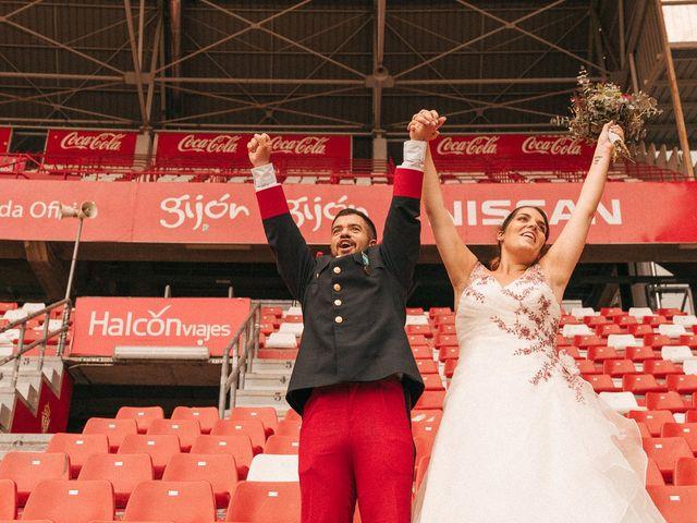 La boda de Roberto y Cris en Gijón, Asturias 298