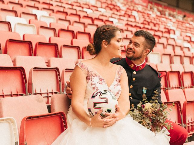 La boda de Roberto y Cris en Gijón, Asturias 303