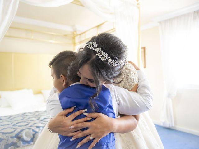 La boda de Ricardo y Azahara en Granada, Granada 10