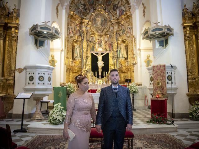 La boda de Ricardo y Azahara en Granada, Granada 11