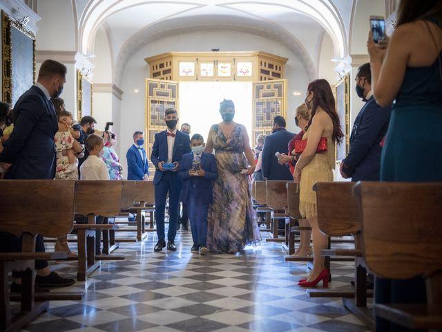 La boda de Ricardo y Azahara en Granada, Granada 12