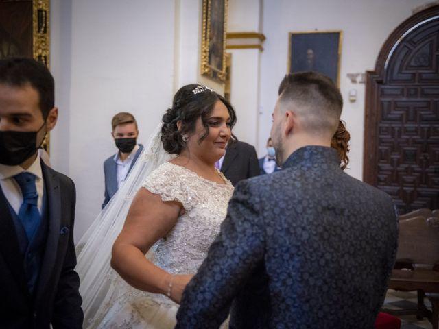 La boda de Ricardo y Azahara en Granada, Granada 13