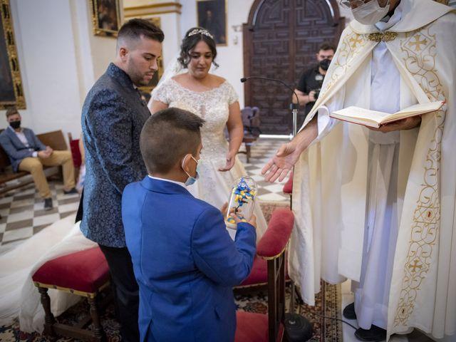 La boda de Ricardo y Azahara en Granada, Granada 14