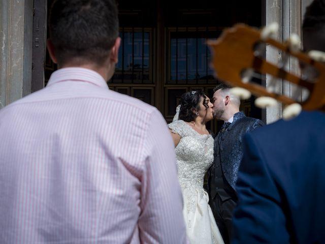 La boda de Ricardo y Azahara en Granada, Granada 17