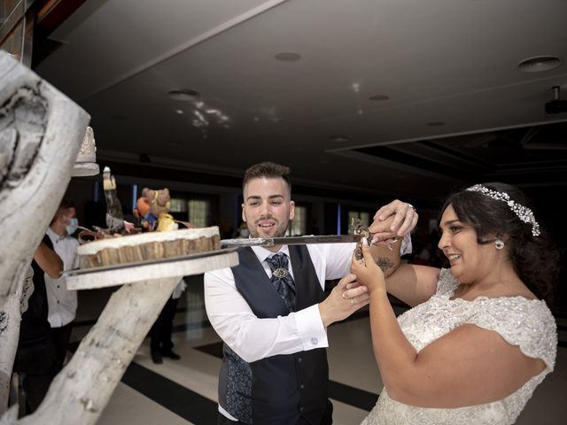 La boda de Ricardo y Azahara en Granada, Granada 21