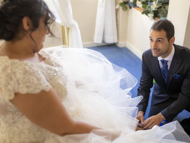 La boda de Ricardo y Azahara en Granada, Granada 29