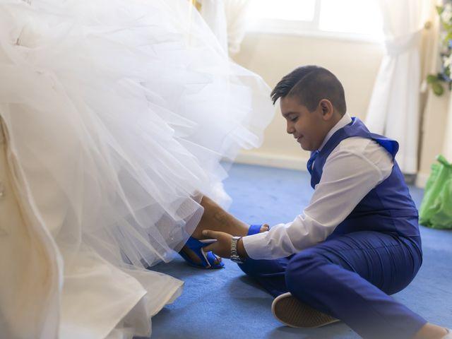 La boda de Ricardo y Azahara en Granada, Granada 30