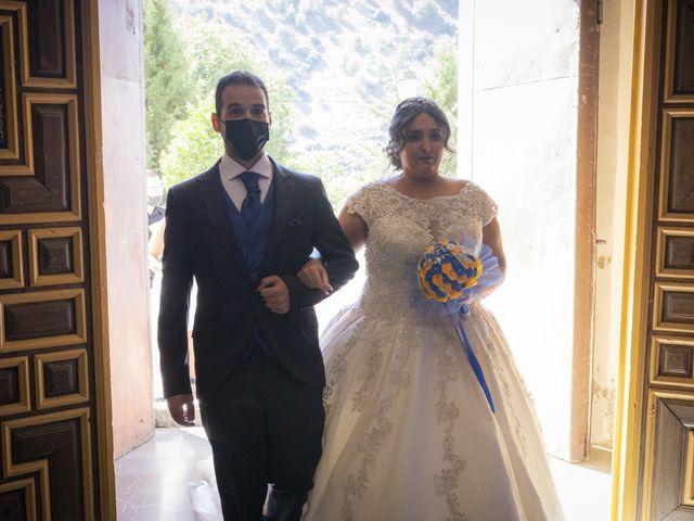 La boda de Ricardo y Azahara en Granada, Granada 32