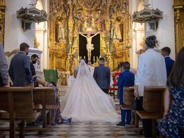 La boda de Ricardo y Azahara en Granada, Granada 33