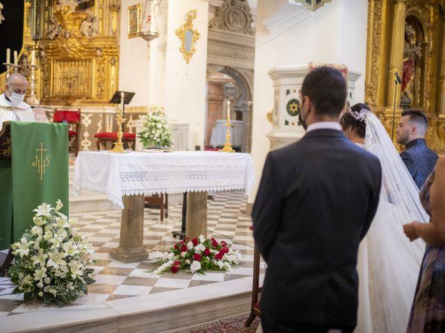 La boda de Ricardo y Azahara en Granada, Granada 35