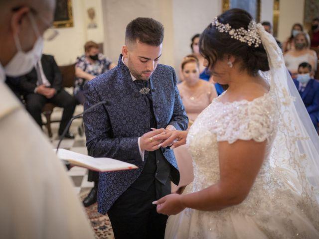 La boda de Ricardo y Azahara en Granada, Granada 36