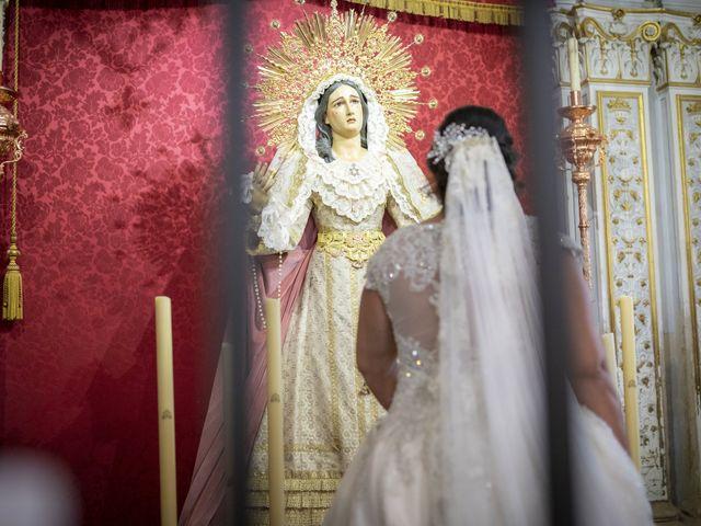 La boda de Ricardo y Azahara en Granada, Granada 37