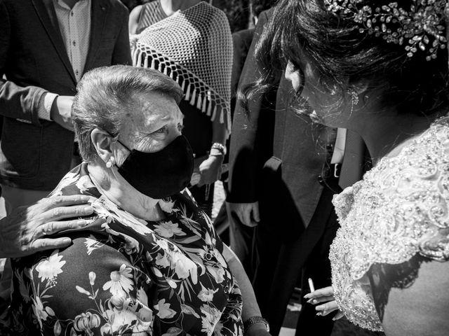 La boda de Ricardo y Azahara en Granada, Granada 38