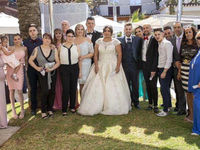 La boda de Ricardo y Azahara en Granada, Granada 39