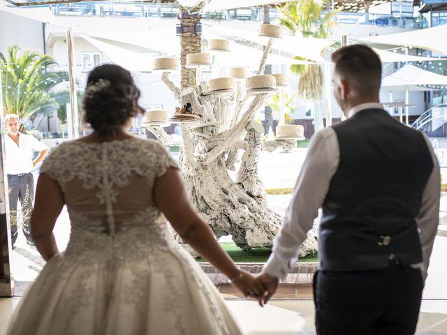 La boda de Ricardo y Azahara en Granada, Granada 41