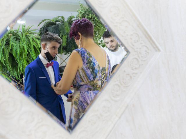 La boda de Ricardo y Azahara en Granada, Granada 48