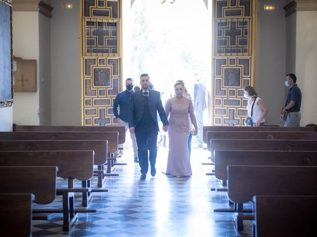 La boda de Ricardo y Azahara en Granada, Granada 62