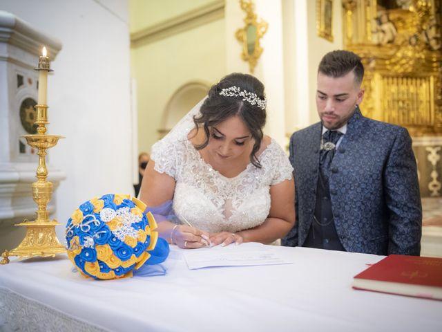 La boda de Ricardo y Azahara en Granada, Granada 66
