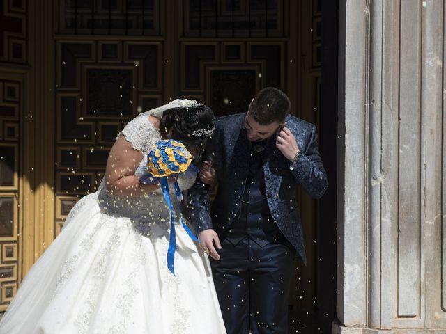 La boda de Ricardo y Azahara en Granada, Granada 67