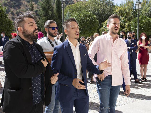 La boda de Ricardo y Azahara en Granada, Granada 72