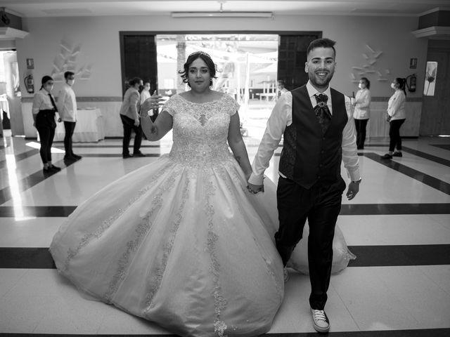 La boda de Ricardo y Azahara en Granada, Granada 79