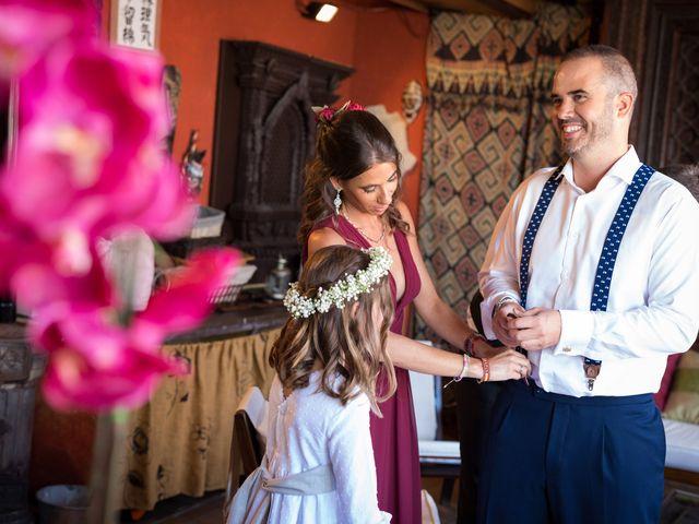 La boda de Kike y Silvia en Hoyo De Manzanares, Madrid 3