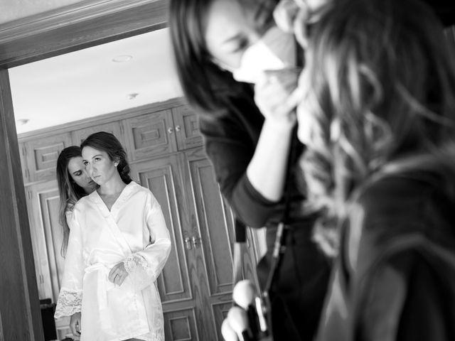 La boda de Kike y Silvia en Hoyo De Manzanares, Madrid 8