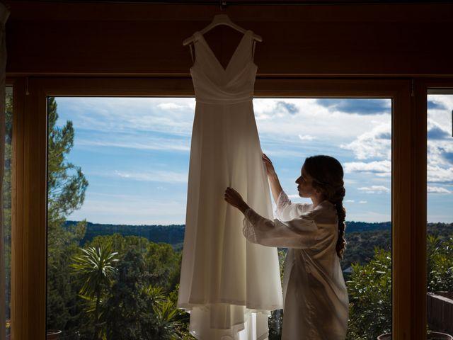 La boda de Kike y Silvia en Hoyo De Manzanares, Madrid 9