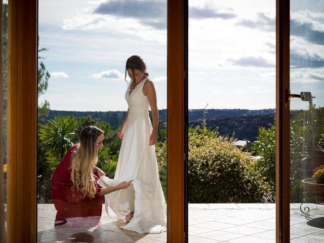 La boda de Kike y Silvia en Hoyo De Manzanares, Madrid 11