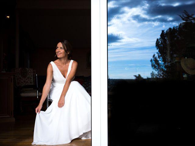 La boda de Kike y Silvia en Hoyo De Manzanares, Madrid 12